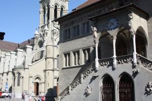 Rathaus in Bern