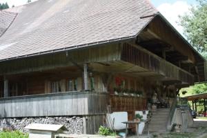 Schwarzentruber farm near Trub