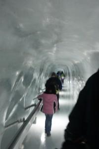 Inside the Ice Palace