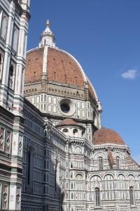 El Duomo in Florence